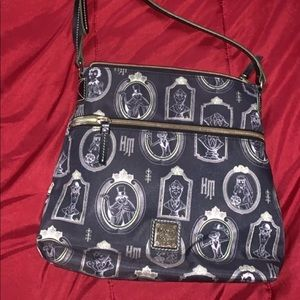 Disney Haunted Mansion  Dooney & Burke bag
